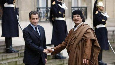"""صورة اتهام ساركوزي بـ""""بتشكيل عصابة إجرامية"""""""