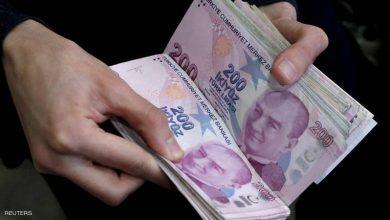 """صورة """"ضربة قوية"""" لاقتصاد تركيا.. الليرة تسجل """"النقطة الأضعف"""""""