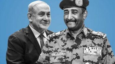 صورة اجتماع سوداني مع  اسرائيل في الأسابيع المقبلة..