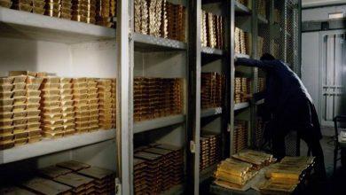 صورة بعد اختفاء الودائع: ذهب مصرف لبنان بخطر