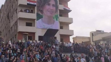 صورة صورة لأسماء الأسد تتسبب بموجة كبيرة من الشائعات