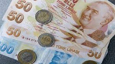 صورة الليرة التركية تهبط إلى مستوى قياسي جديد مقابل الدولار