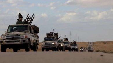 صورة الجيش الليبي ينفذ عملية عسكرية ضد التنظيمات الإرهابية في الجنوب الغربي