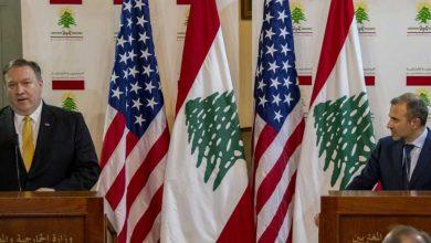 """صورة مسؤول أميركي: """"باسيل لن يكون الوحيد"""".. إدراج 23 فرداً لبنانياً على القائمة السوداء"""