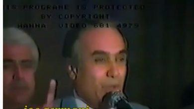 صورة بالفيديو: من اقوى افتتاحيات الشاعر موسى زغيب