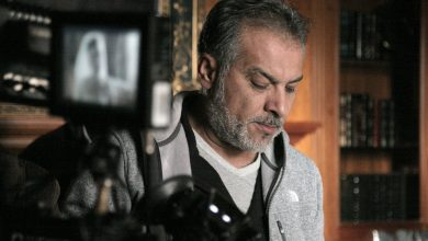 صورة وفاة المخرج السوري حاتم علي في العاصمة المصرية القاهرة