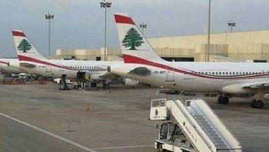 صورة (بعد كـ ـارثة المرفأ) .. (عين اسرائيل على مطار بيروت)!