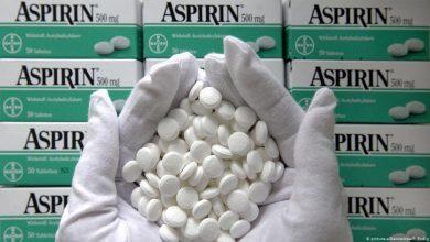 صورة هل يكون الأسبرين علاج الكورونا؟