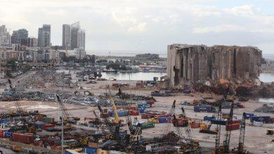 صورة لبنان..ترحيل 59 حاوية تحتوي على مواد شديدة الخطورة تم العثور عليها في مرفأ بيروت وأماكن أخرى