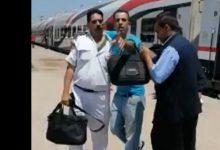 صورة مصر.. فيديو لضرب أمين شرطة بشكل مبرح يثير ضجة في البلاد