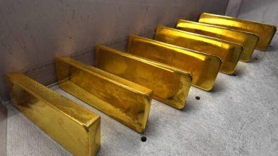 صورة 1000 كغ من الذهب مرة واحدة.. دولة عربية تزيد احتياطيات المعدن النفيس بواقع طن